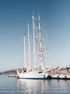 clipper no sails